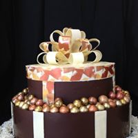 Specialty cake - box chocolates